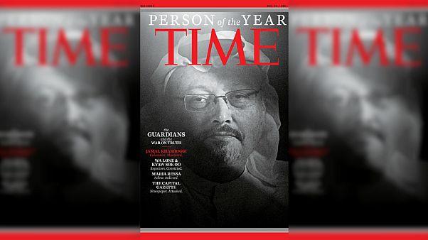 «شخصیت سال» مجله تایم: جمال خاشقجی و روزنامه نگاران قربانی جنگ و تهدید