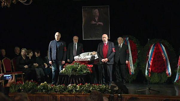 Russia: l'ultimo saluto a Lyudmila Alexeyeva
