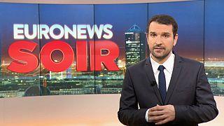 Euronews Soir : l'actualité du mardi 11 décembre
