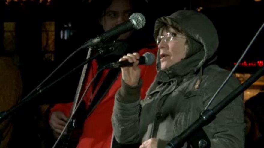 Βουδαπέστη: Συναυλία για τους άστεγους από την Διεθνή Αμνηστία