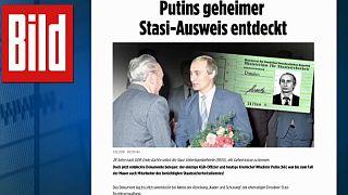 MfS-Ausweis: Gestatten, mein Name ist Putin, Wladimir Putin