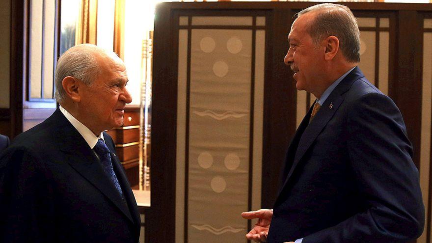 Erdoğan ve Bahçeli'nin görüşeceği tarih belli oldu