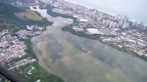 Un robo de crudo genera un vertido en la bahía de Río de Janeiro