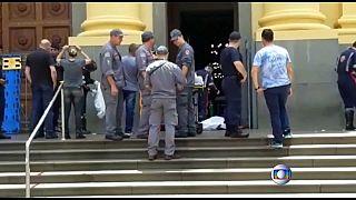 حادثة إطلاق النار في كاتدرائية قرب ساوب باولو 11-12-2018