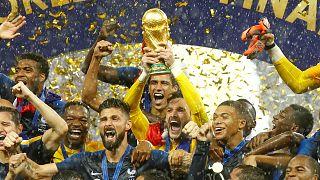 Francia se alzó con la victoria en el Mundial de Rusia de 2018