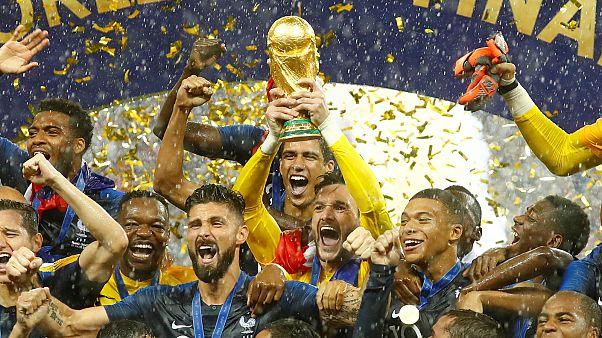 Mondiali di calcio: 2018 nel segno della Francia e di Mbappé