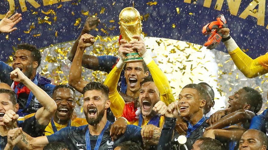 2018 dans le rétro : la coupe du monde de football en Russie