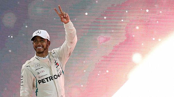 2018 review: Hamilton and Mercedes dominate Formula 1
