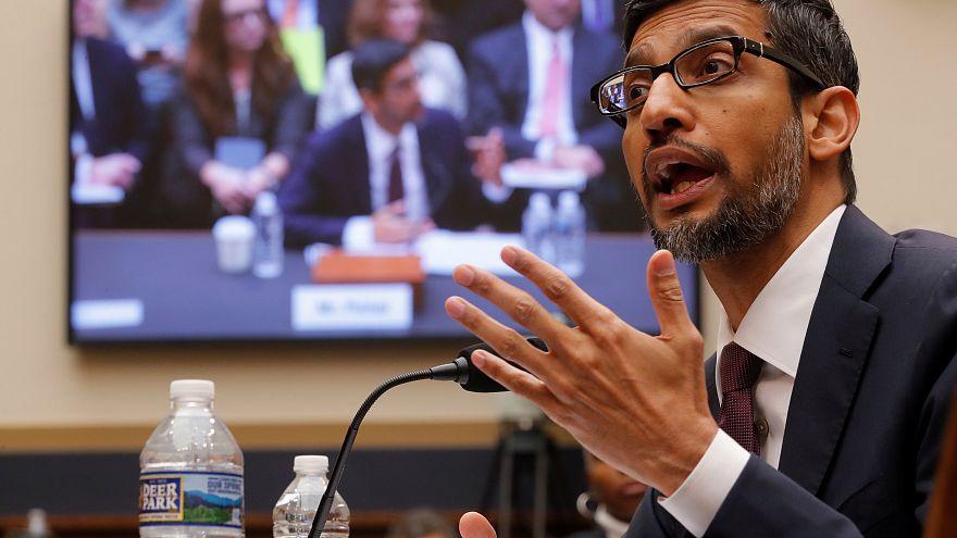 ΗΠΑ: Απολογία της Google στο Κογκρέσο
