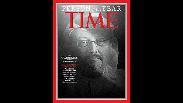 """""""التايم"""" الأمريكية تختار جمال خاشقجي شخصية العام 2018"""