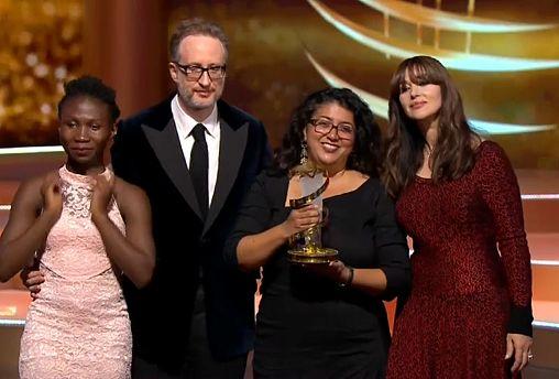 """فيلم """"جوي"""" يفوز بالنجمة الذهبية للمهرجان الدولي للفيلم بمراكش"""