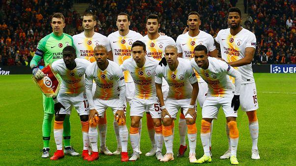 Evinde Porto'ya yenilen Galatasaray yoluna Avrupa Ligi'nde devam edecek