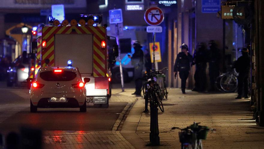 Strasbourg shooting: 'At least two dead', France's security threat level raised
