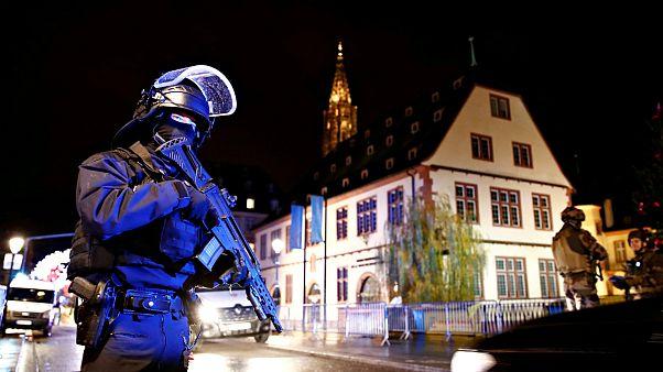 Estrasburgo em estado de alerta máximo com autor de tiroteio em fuga