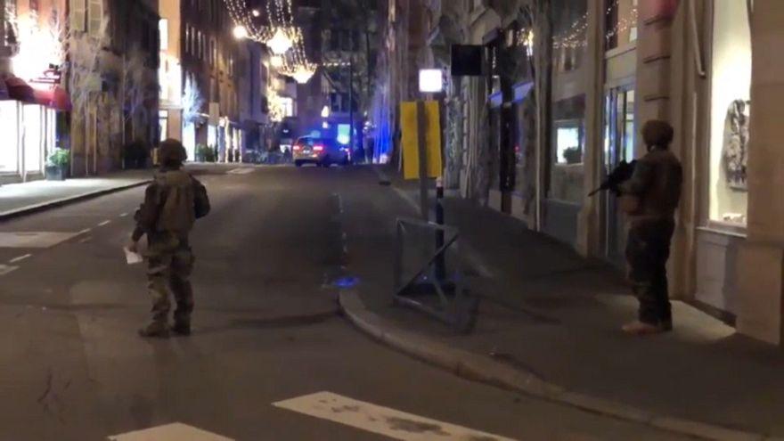 فرنسا: 4 قتلى على الأقل في إطلاق نار وسط ستراسبورغ والمشتبه به لا يزال في حالة فرار