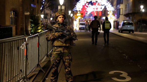 Terrortámadás volt Strasbourg belvárosában, többen meghaltak