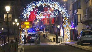 2 Tote nach Terrorangriff auf Weihnachtsmarkt in Straßburg