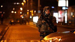 """Vi disparos cayendo 10 metros delante de mí"": Testigos de Estrasburgo hablan con Euronews"