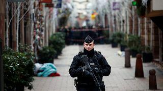 Страсбург: полиция ищет стрелка с криминальным прошлым
