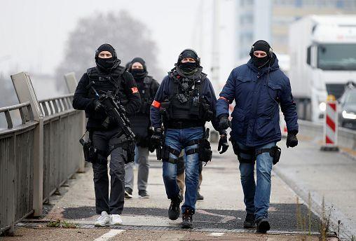 Segundo día de búsqueda frenética del terrorista de Estrasburgo