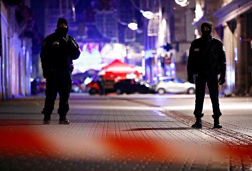 Страсбург: поиски продолжаются