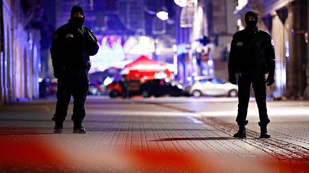 Στρασβούργο: Πόλη υπό αστυνομική πολιορκία
