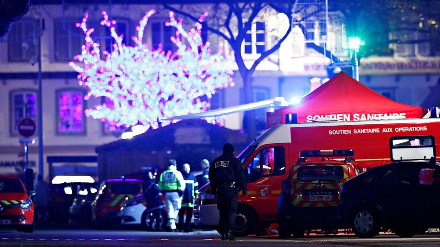 Straßburg: Mutmaßlicher Täter ist als Gefährder bekannt
