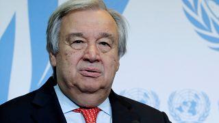 الأمم المتحدة: العثور على أسلحة قد تكون إيرانية الصنع في اليمن