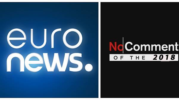 Watch: The best of Euronews' No Comment videos from 2018
