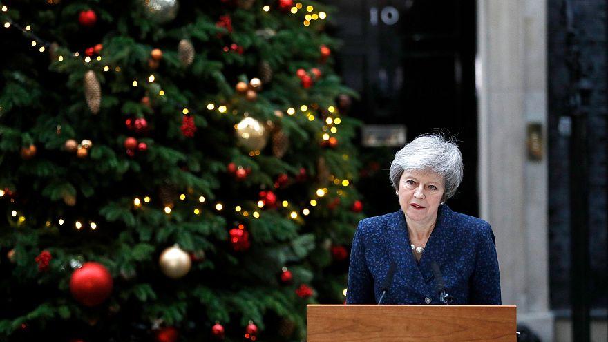 Misstrauensabstimmung: Theresa May kämpferisch