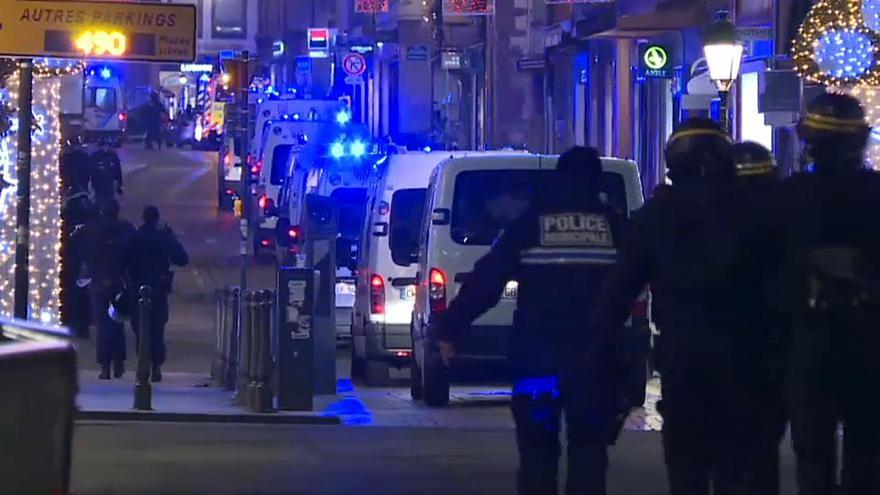 Страсбург: «Я думал, это петарды»