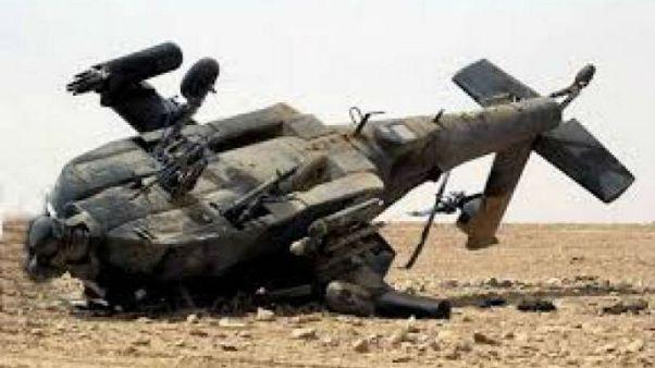 Alman askerlerini taşıyan helikopter Airbus teknisyenlerinin hatası nedeniyle düşmüş