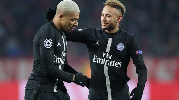 Ligue des champions : mission accomplie pour le PSG