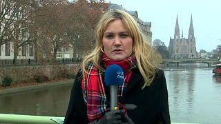 """""""Heute steht Straßburg unter Schock"""""""