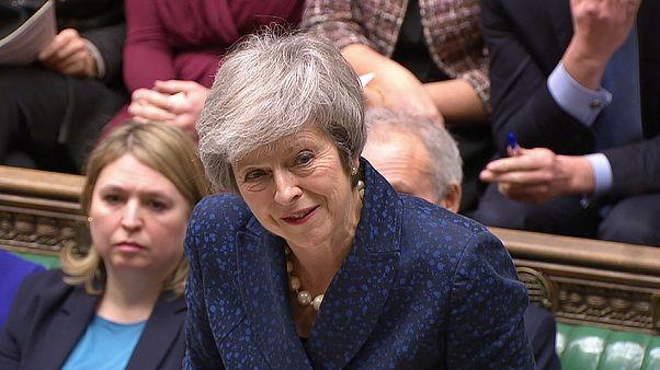 May gegen Corbyn: Wer steht für das Wohlergehen der Briten?