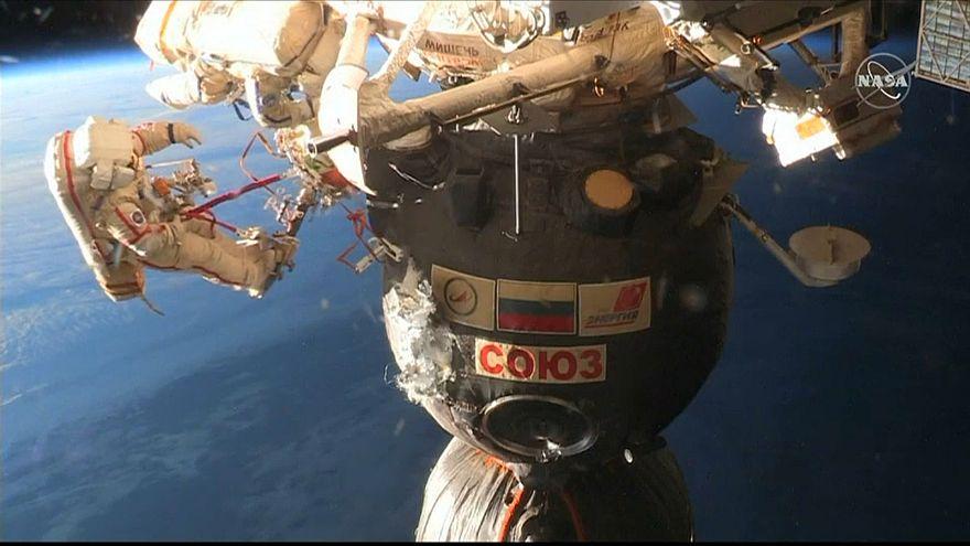 ¿Sospecha de sabotaje en la Estación Espacial Internacional?