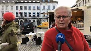 Cansancio y indignación sobre el Brexit en la capital europea