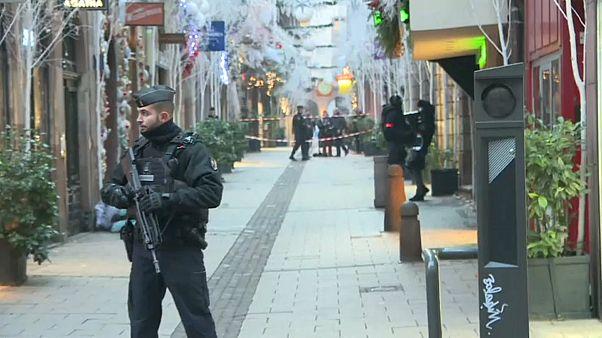 Anti-Terroreinheit ermittelt