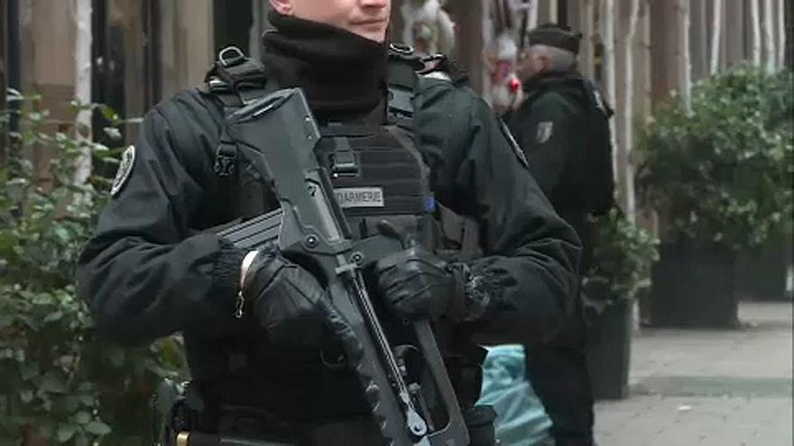 European Parliament adopts anti-terrorism package