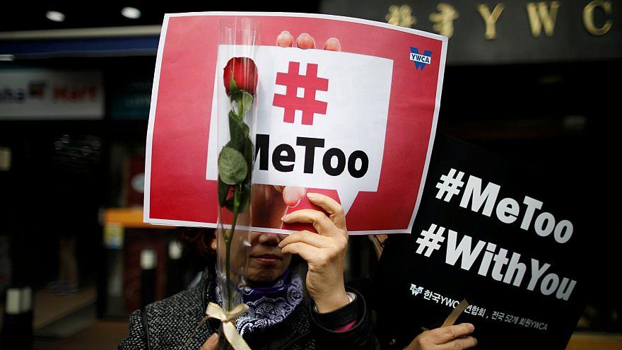 Hint kadınlar #MeToo hareketinin Hindistan'daki siyasetçileri cezalandırmasını istiyor