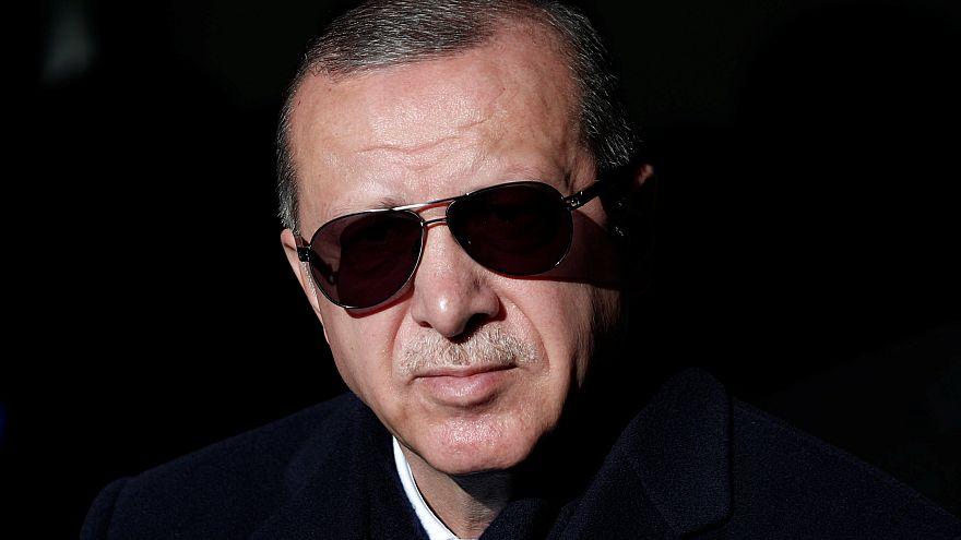 Erdogan kündigt neue Militäroffensive in Nordsyrien gegen kurdische Truppen an