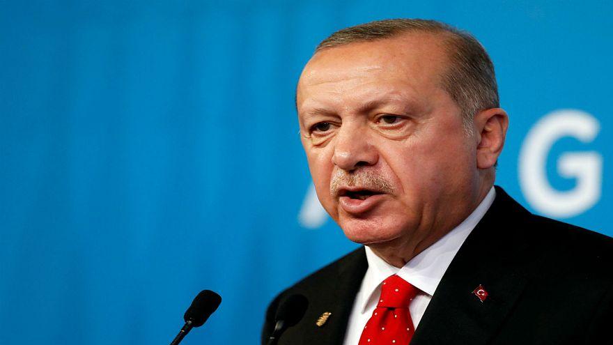 """أردوغان: تركيا ستبدأ عملية شرقي الفرات في سوريا """"خلال أيام"""""""