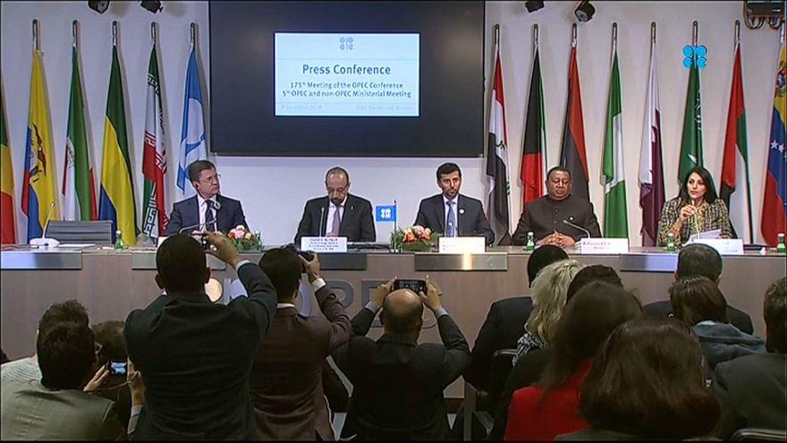 OPEC, 2019 küresel petrol talebi tahminlerindeki artışı geriye çekti