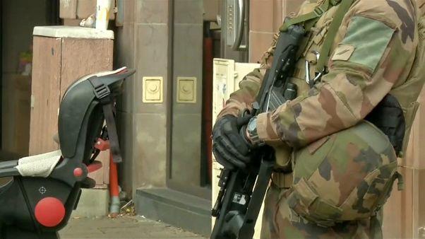 ادای احترام پارلمان اروپا به قربانیان حمله استراسبورگ