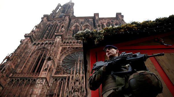 A Strasbourg, la vie au ralenti