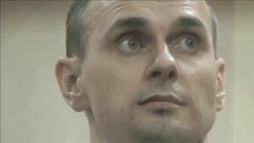 Átadták a bebörtönzött ukrán rendező Szaharov-díját