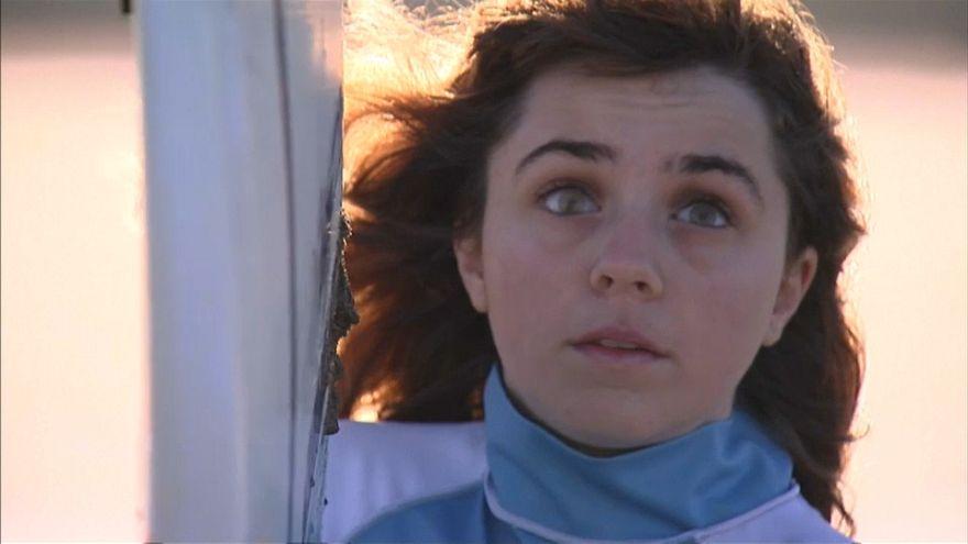 Blinde Surferin: Carmen Lopez (21) hat einen besonderen Traum...