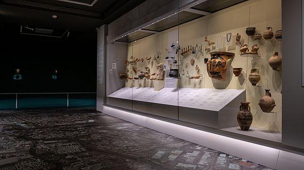Άπτερα, Ελεύθερνα, Κνωσός: 7500 χρόνια ιστορίας μέσα από 500 αρχαιότητες