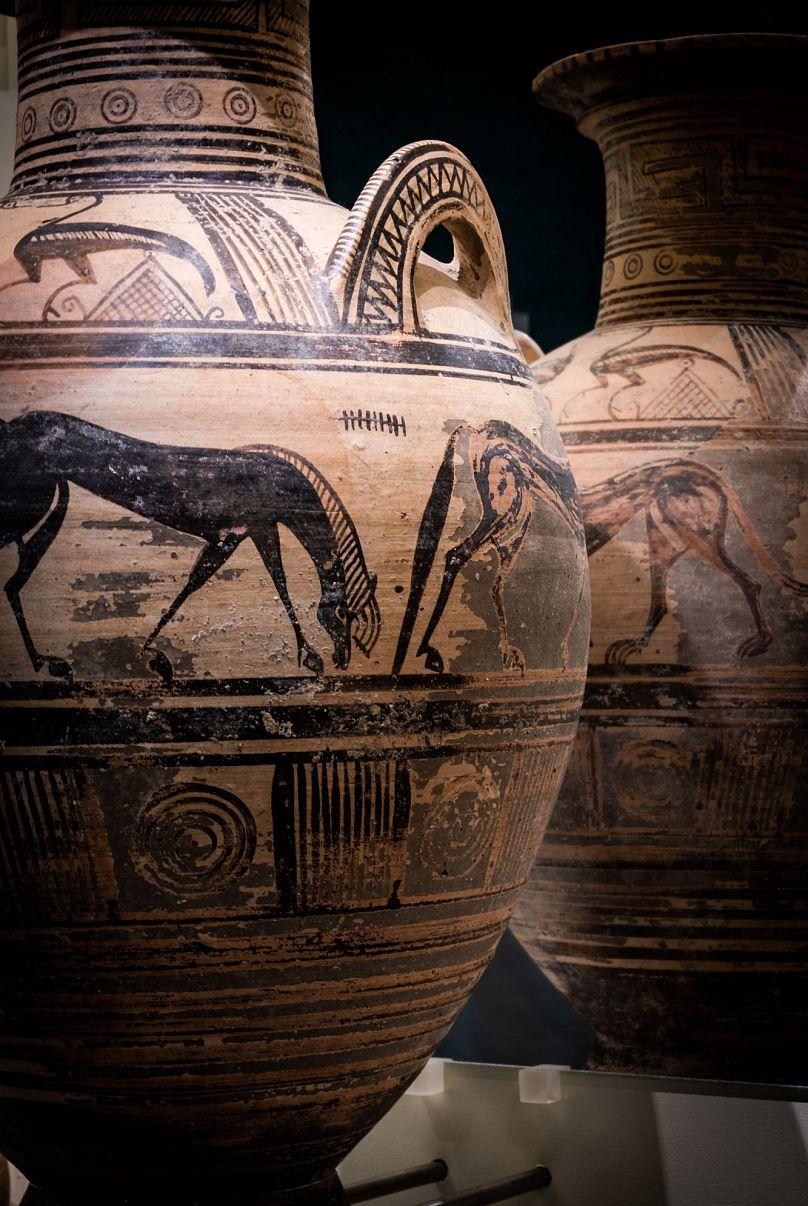 Γιώργος Αναστασάκης © Μουσείο Κυκλαδικής Τέχνης