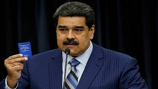 مادورو يتهم أمريكا بالتآمر لاغتياله
